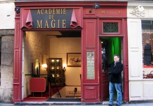 le musee de la magie