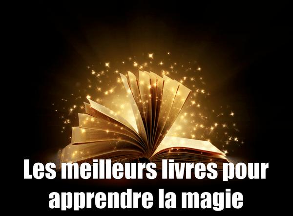 Les meilleurs livres de magie