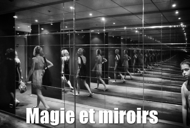 Magic-mirroir