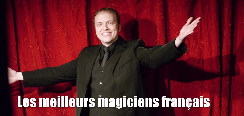 meilleur magicien français