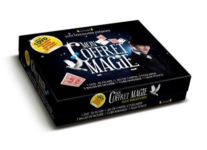 A partir de quel âge peut-on devenir magicien avec mon Coffret de Magie ?