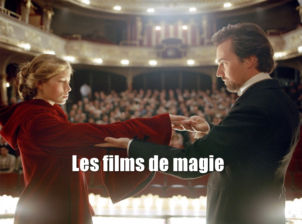 films de magie