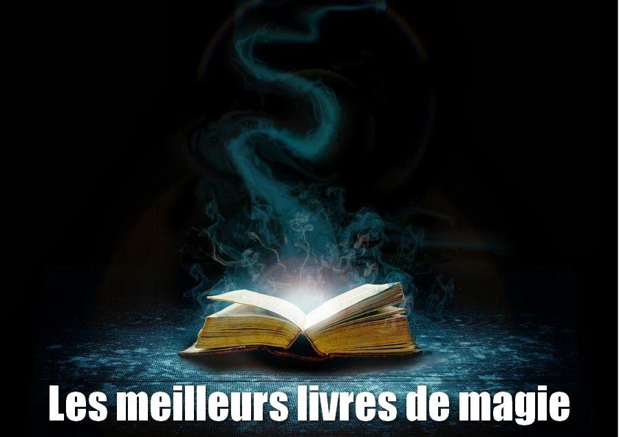 5 livres pour apprendre la magie