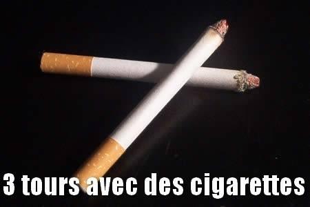Cigarettes et magie