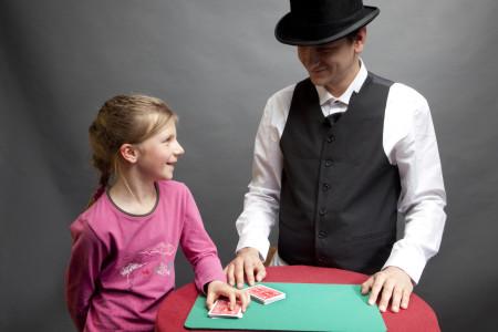 Pour pratiquer la magie, il faut posséder :