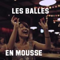 Balles en Mousse