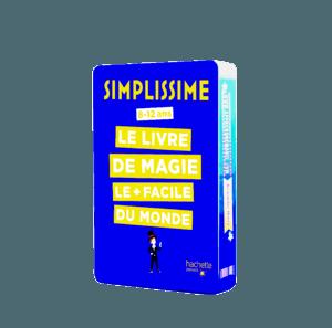 simplissime tour de magie livre pour enfant